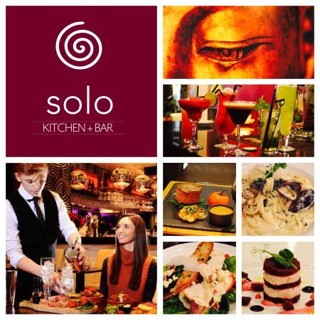 Solo Restaurant Bar KitchenKitchen Bar Restaurant Belfast Kitchen Design