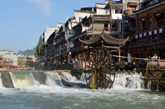 Tuojiang Ancient Street