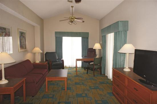 La Quinta Inn Fort Myers Central : Guest Room