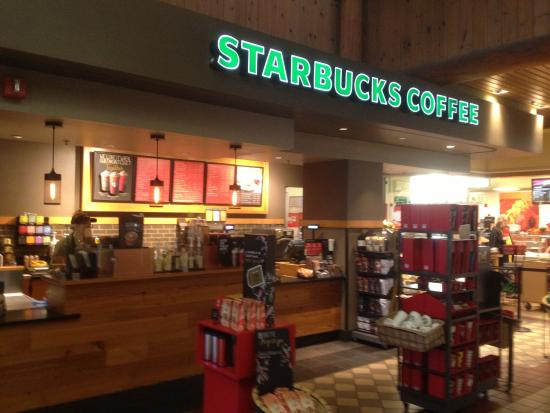Westmoreland, NY: Starbucks - on the go