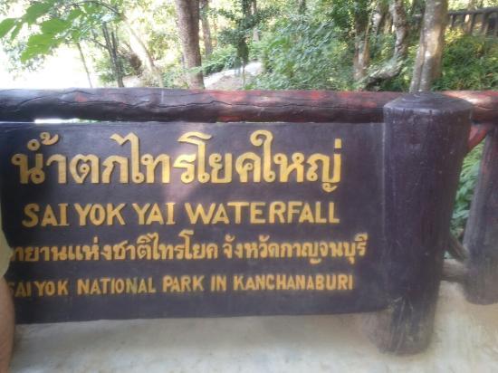 Sai yok yai - kuva: Sai Yok National Park, Kanchanaburi ...