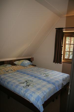 Efteling Village Bosrijk: slaapkamer