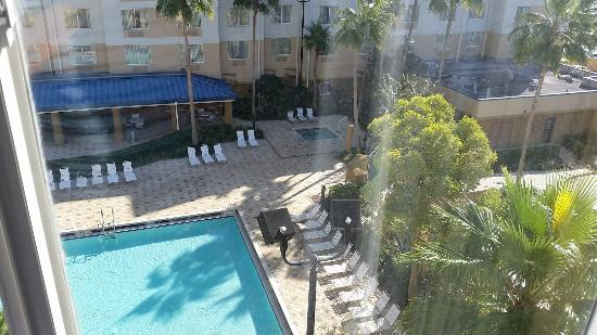 Fairfield Inn & Suites Orlando Lake Buena Vista in the Marriott Village: 20151219_105542_large.jpg