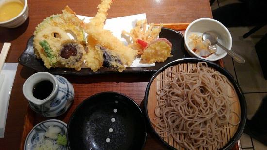 Tsukiji Yabu Soba Nihombashi Mitsukoshi