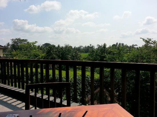 Balcony - Ubud Green Photo