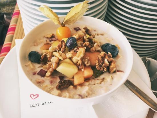 Pension Seelos: Frühstück
