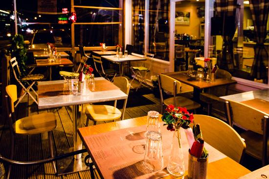 Intimate dining london
