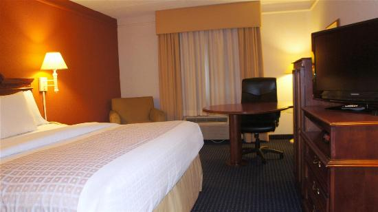 Country Inn & Suites by Radisson, Kennesaw, GA: Guest Room