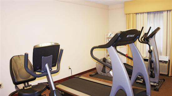 Country Inn & Suites By Carlson, Kennesaw, GA: Fitness Center
