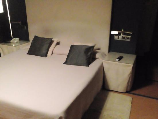Torroella de Montgri, Spanien: cama