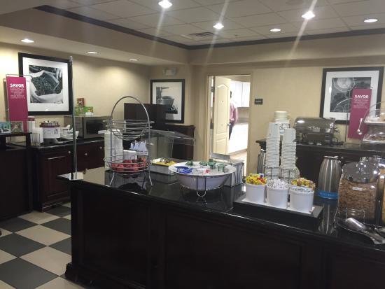 Hampton Inn And Suites Lubbock Southwest Hotels
