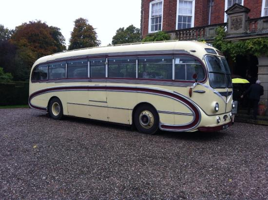 Church Stretton, UK: Boultons Bus