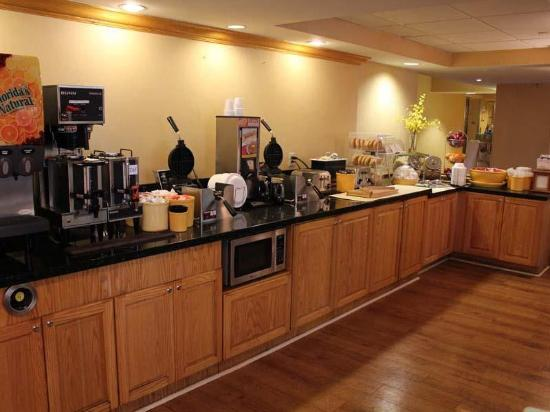 La Quinta Inn & Suites Coral Springs South: Restaurant