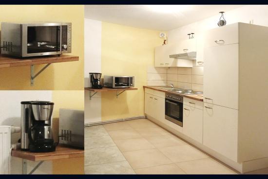 Küchenstudios Frankfurt küchen mit kaffeemaschine und mikrowelle picture of naam