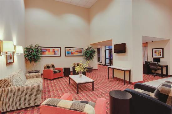 Fairfield, NJ: Lobby view