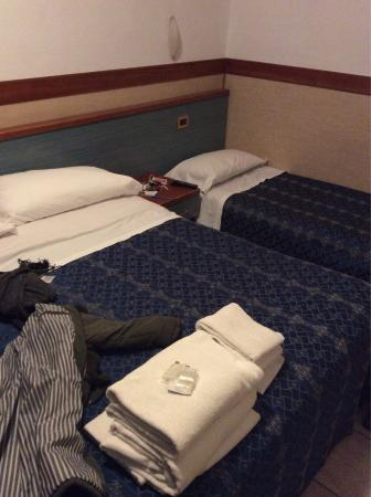 ... recepção. - Picture of Hotel Soggiorno Blu, Rome - TripAdvisor