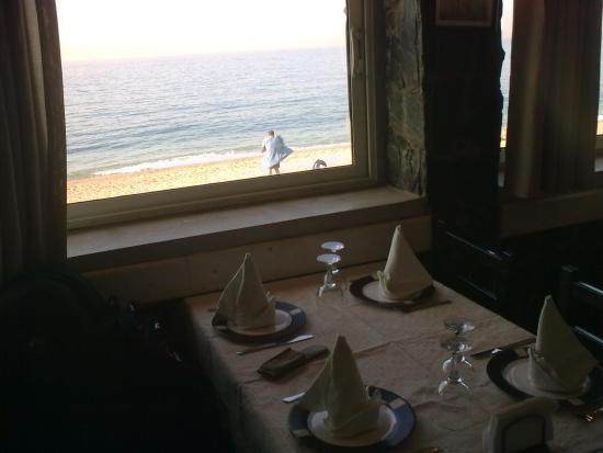 restaurant el bahri salle manger