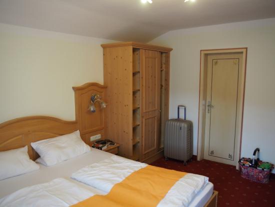 Alpenhotel Rieger: Zimmer