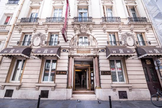 Photo of Richmond Opera Hotel Paris