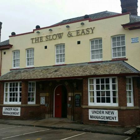Lostock Gralam, UK: The Slow and Easy