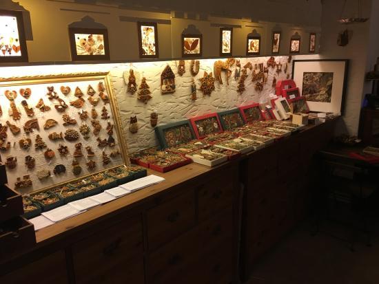 Galeria Tebe - Wyroby z Piernika