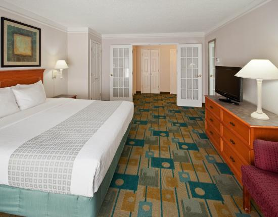 La Quinta Inn & Suites Redding: Suite