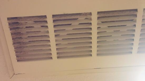 AC/Heater Vent in Room- Filthy#2
