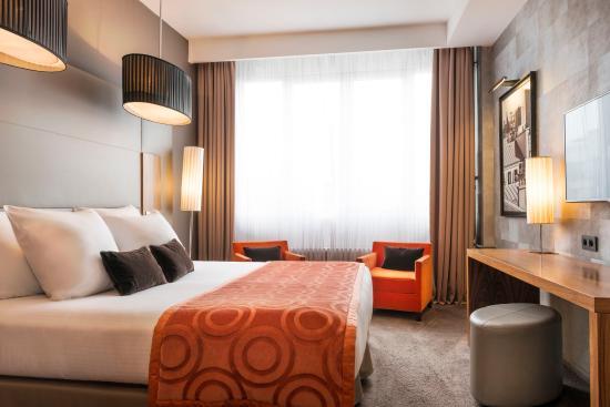 Privilege Room Picture Of Hotel Etoile Saint Honore Paris