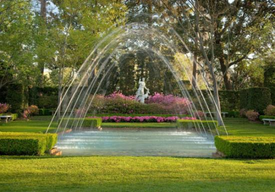 Houston, TX: Bayou Bend Gardens