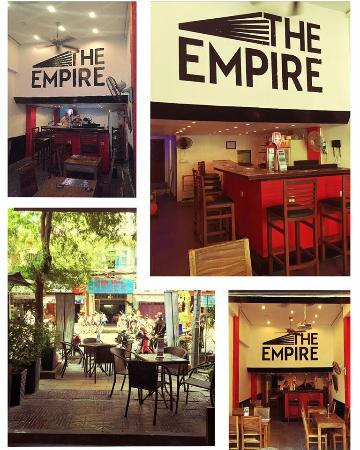 The Empire Movie House (now located inside SPLASH BAR)