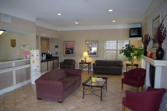 La Quinta Inn Fort Stockton: Lobby