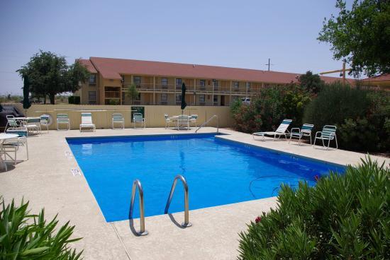 La Quinta Inn Fort Stockton: Pool