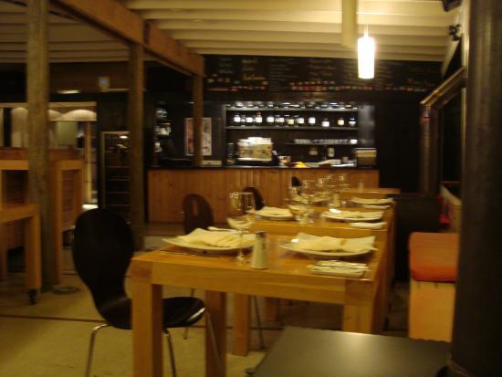 Restaurante Kosten: Vista do bar