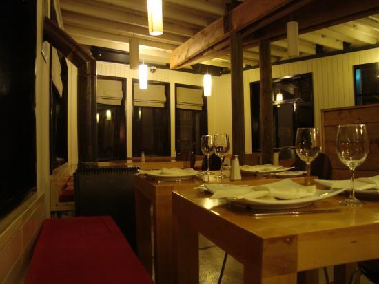 Restaurante Kosten: Vista do segundo piso