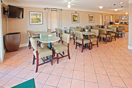 La Quinta Inn Chattanooga / Hamilton Place: Breakfast Area