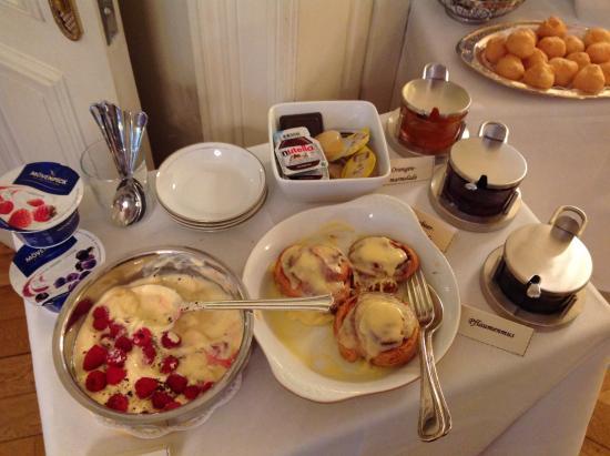 Eilenau Hotel: tasty breakfast options