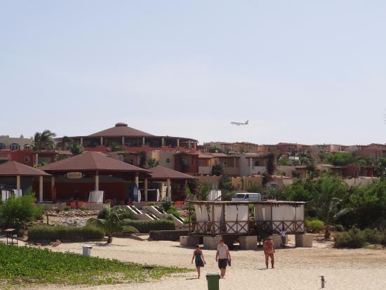 Boa Vista, Kaapverdië: Vue de la plage