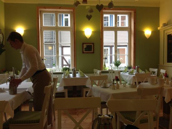 Cheery Breakfast Rrom Bild Von Hotel Alte Münze Goslar Tripadvisor