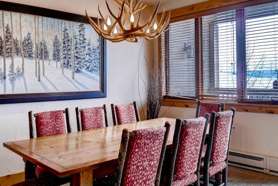 Antlers at Christie Base: Dining Room