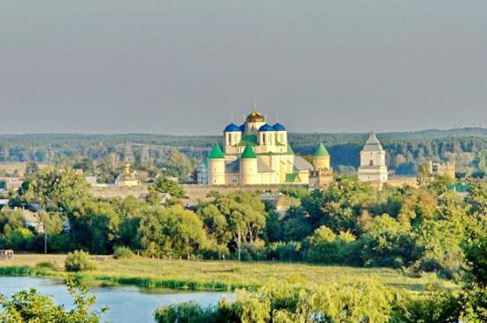 Mezhyrich Monastery