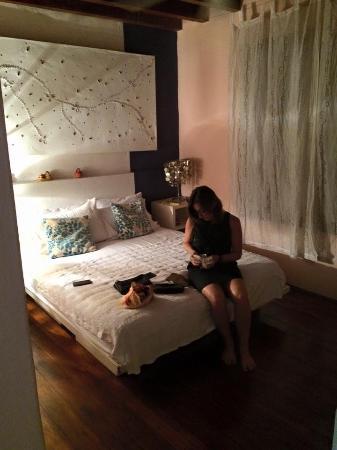 Casa Boutique Veranera: Bedroom in the suite
