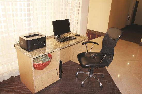 La Quinta Inn & Suites Oklahoma City Norman: Business Center