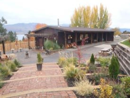 Okanagan Valley, Canada: Winery