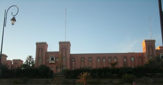 La Perle du Draa: Palais du gouverneur de Zagora