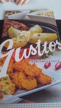Gusttos Cozinha Contemporânea