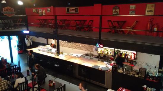Vaca Peixe Burguer Sushi Bar