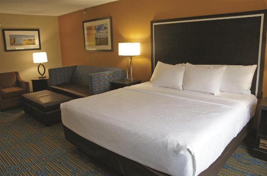 Emporia, KS: Guest room