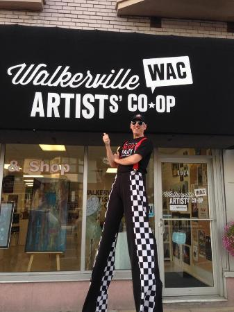 Walkerville Artist Co-op