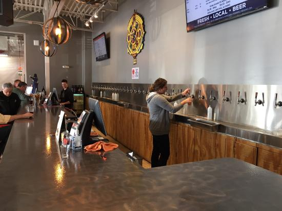 Sun King Tap Room Small Batch Brewery