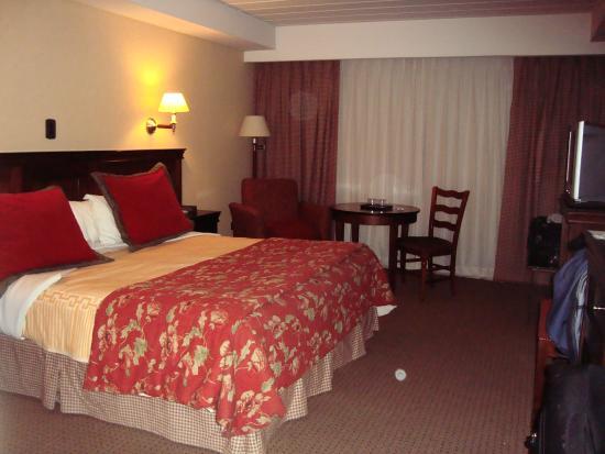 Quijote Hotel: Quarto
